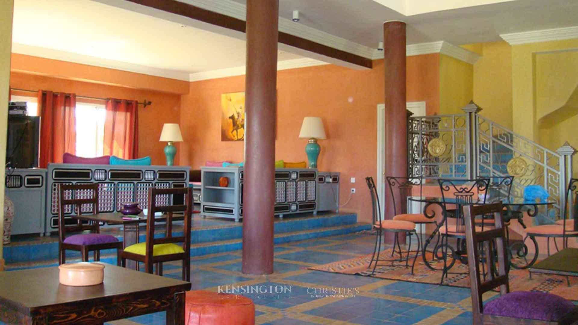 KPPM01013: Villa Malak Villa de luxe Ouarzazate Maroc