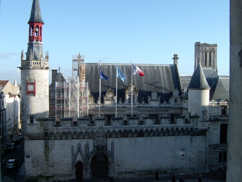 LA ROCHELLE - HOTEL DE VILLE