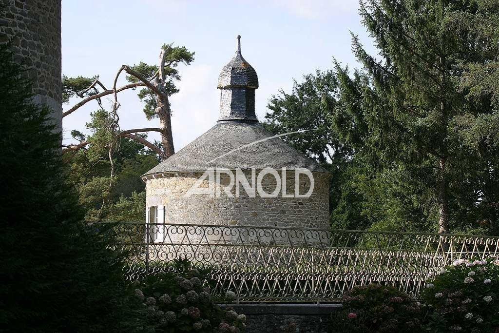 Malouinière et Haras entre Rennes et St Malo