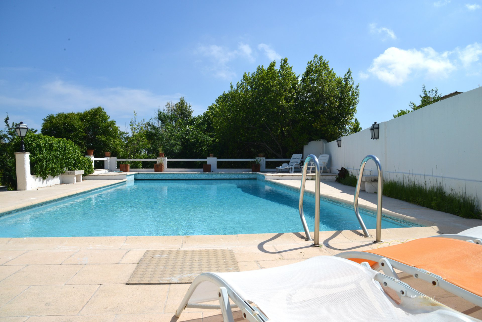 PERFECTLY QUIET VILLA IN BIOT