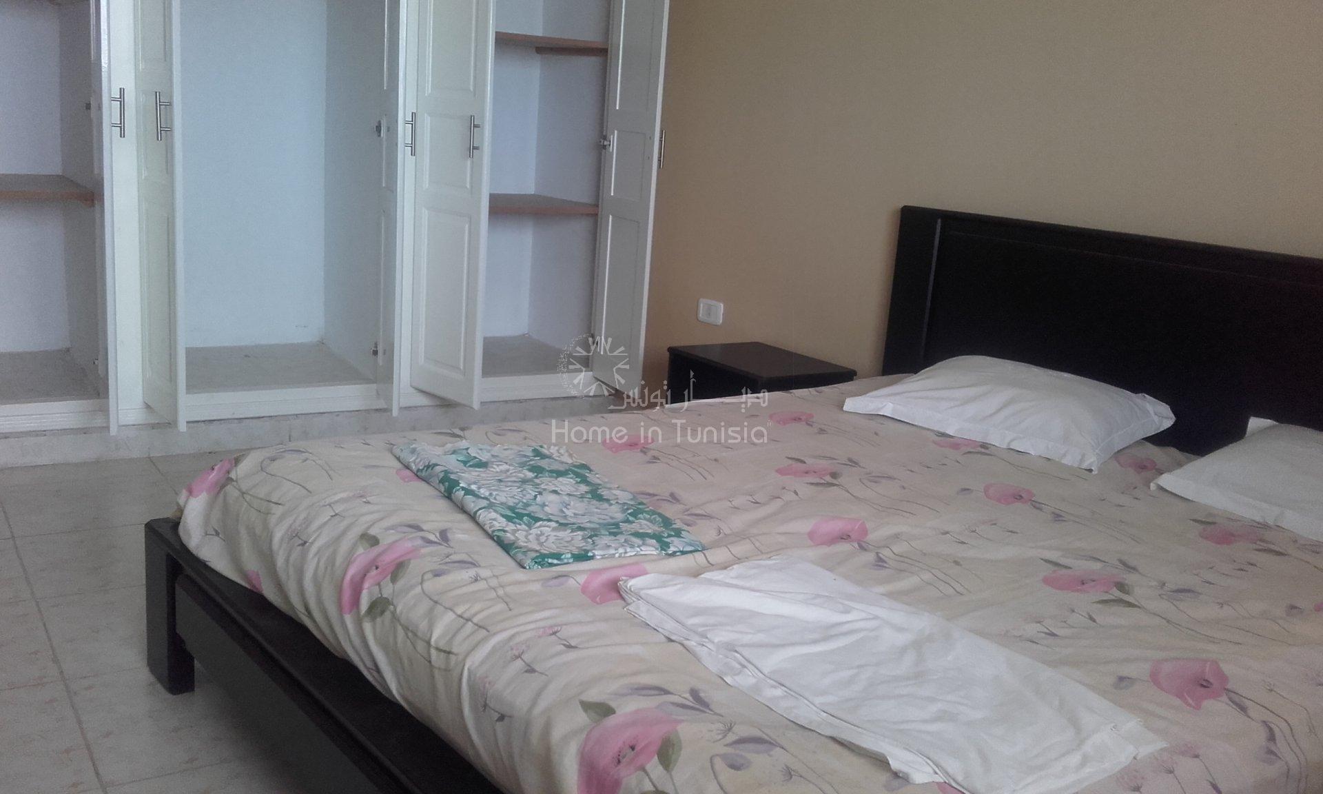 appartement Meublé avec gout à hergla