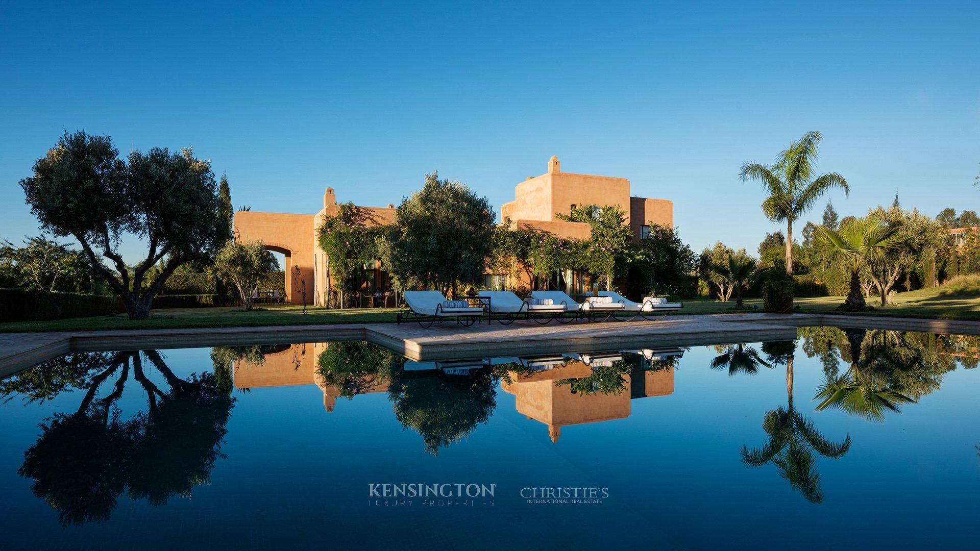KPPM00814: Villa Tiga Luxury Villa Marrakech Morocco