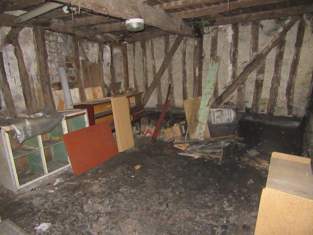 LE HOULME maison à rénover