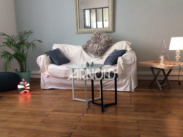 A LOUER - Maison meublée 62m² - Butte Sainte Anne