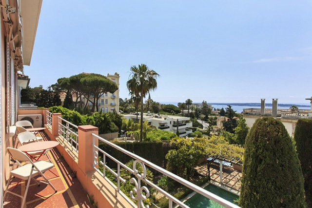 VILLA FROM THE XIXth CENTURY CANNES CALIFONIA