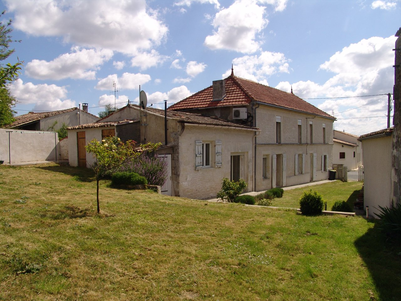 Belle charentaise 240 m²