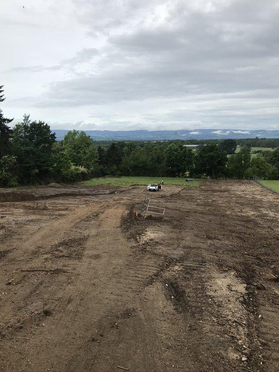 Terrains constructibles viabilisés