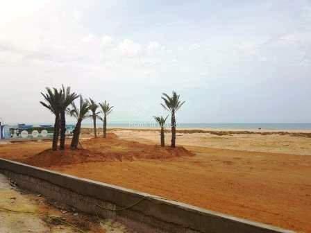 Zone extension Gammarth grand S+3 vue panoramique sur la mer residence grand luxe directe a la plage