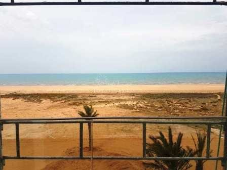 Extension area Gammarth large 3 bedrooms panoramic sea views luxury large residence direct to the beach