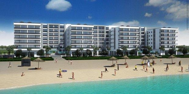Zone extension Gammarth grand S+3 vue panoramique sur la mer residence grand luxe directe a la plage