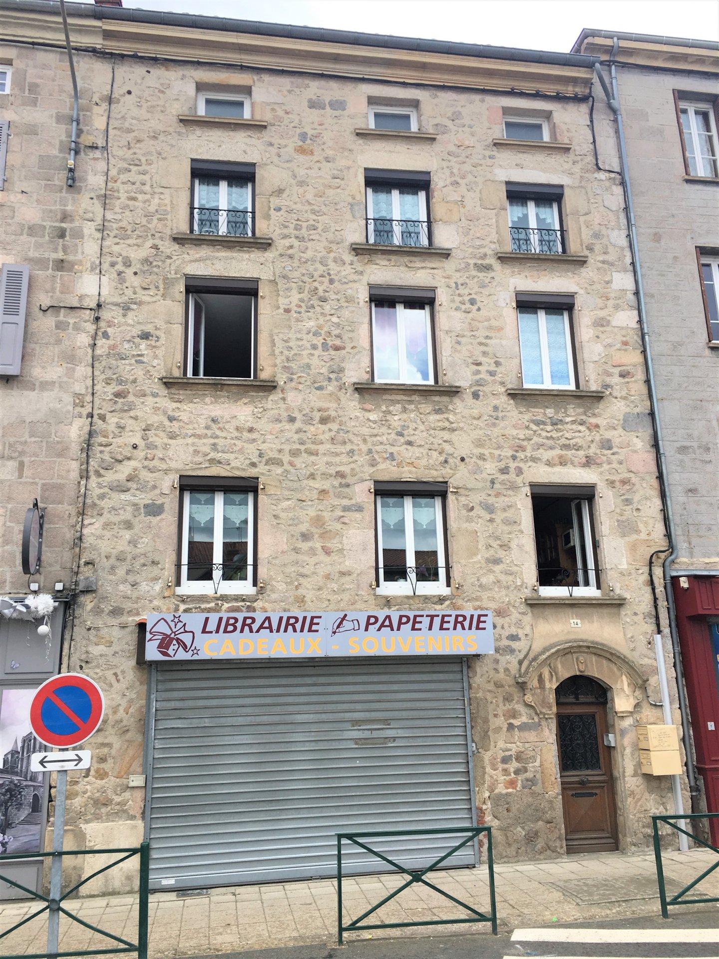 Vente Appartement - Saint-Bonnet-le-Château