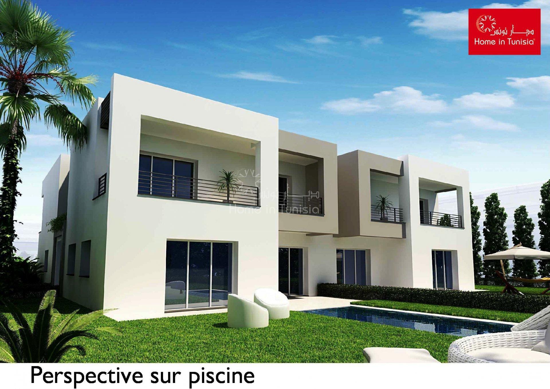 Vendita Villa - Gammarth - Tunisia