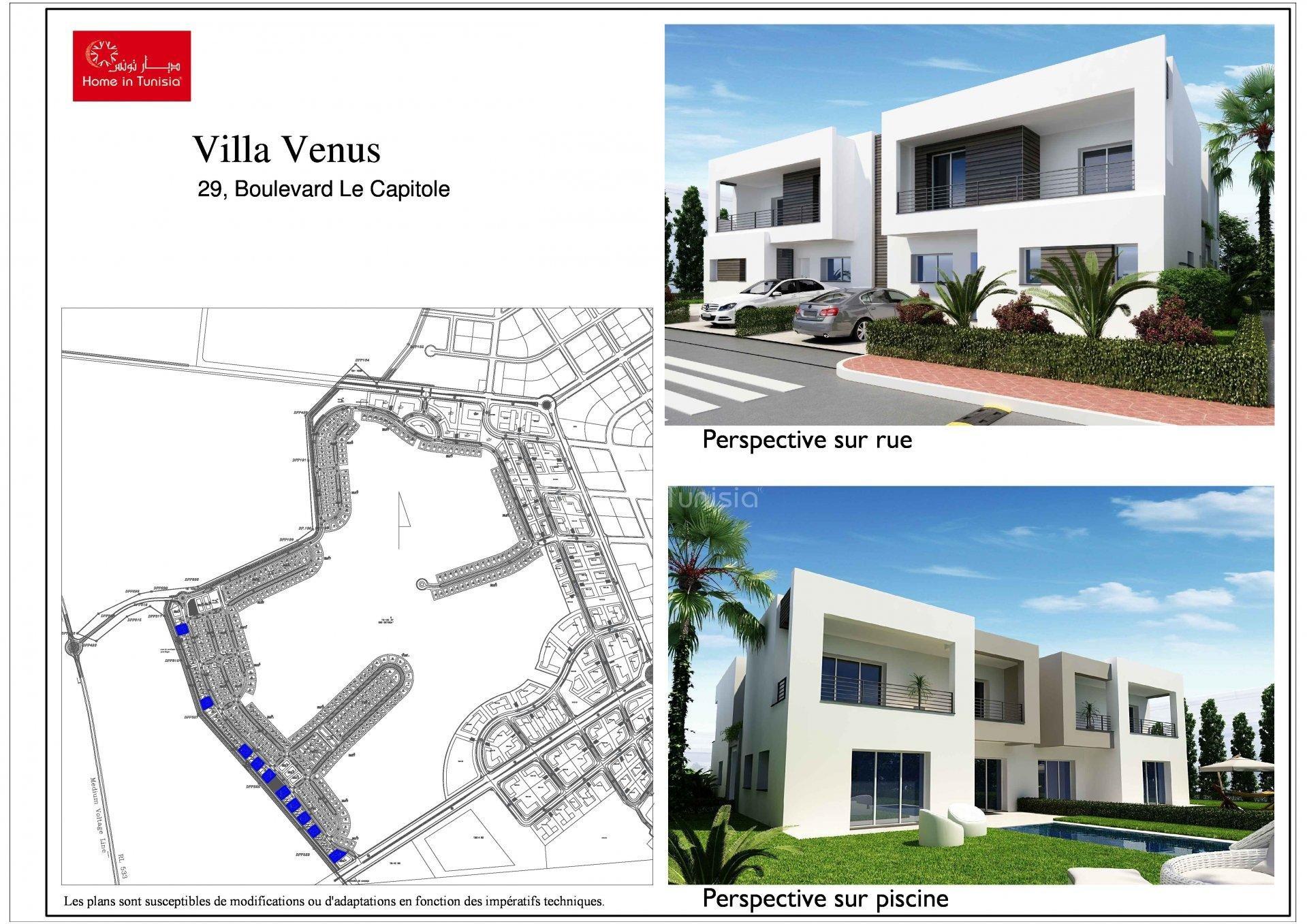 Good Sale Villa   Raoued   Tunisia