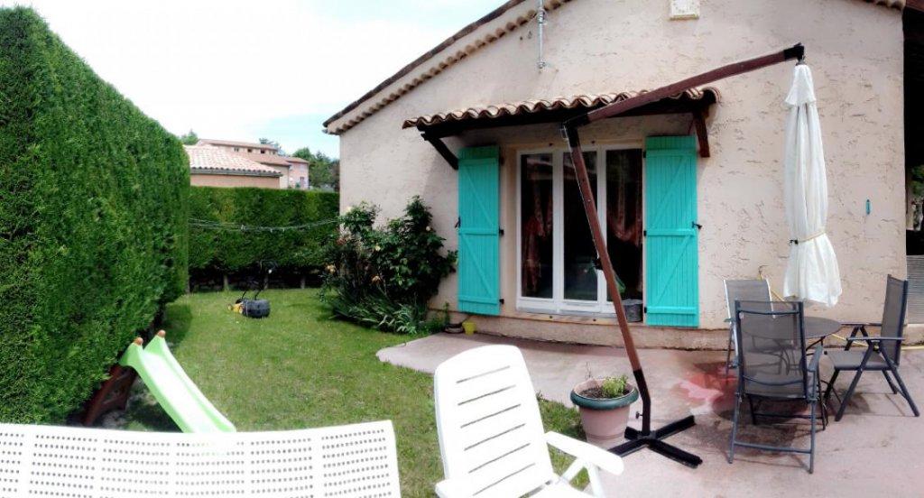 Maison individuelle de 95m² + JARDIN + PISCINE