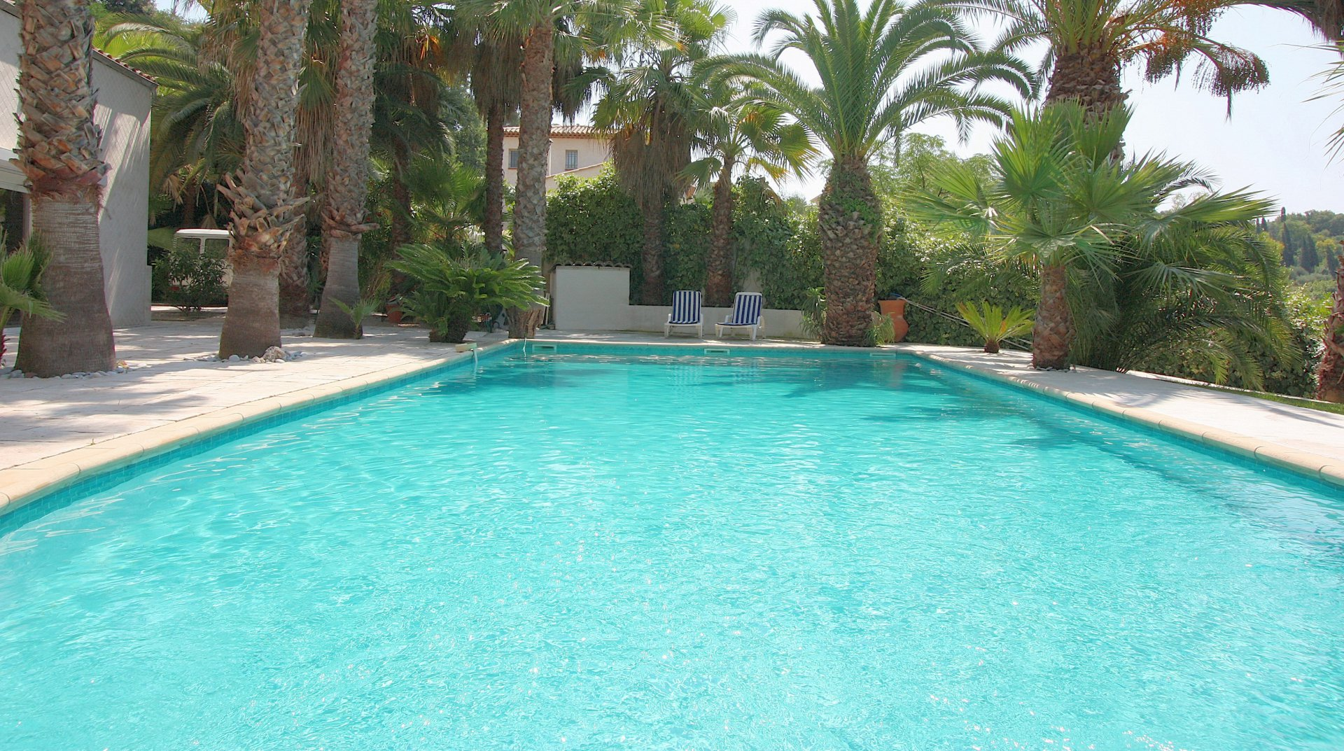Location Villa - Biot Vignasses
