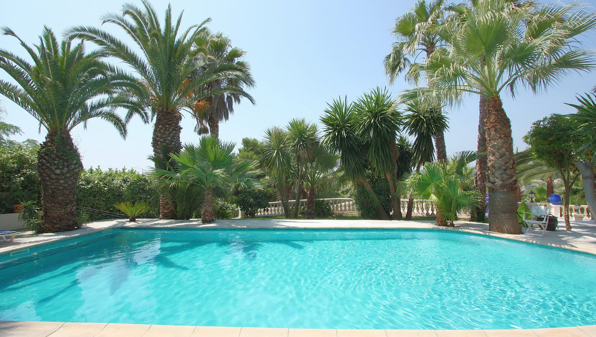 Seasonal rental Villa - Biot Vignasses