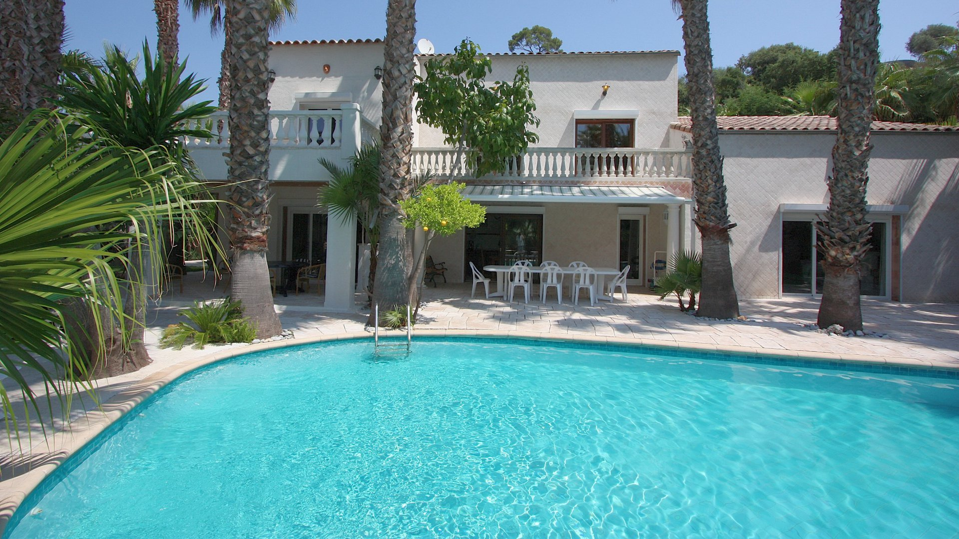 Seasonal rental House - Biot Vignasses