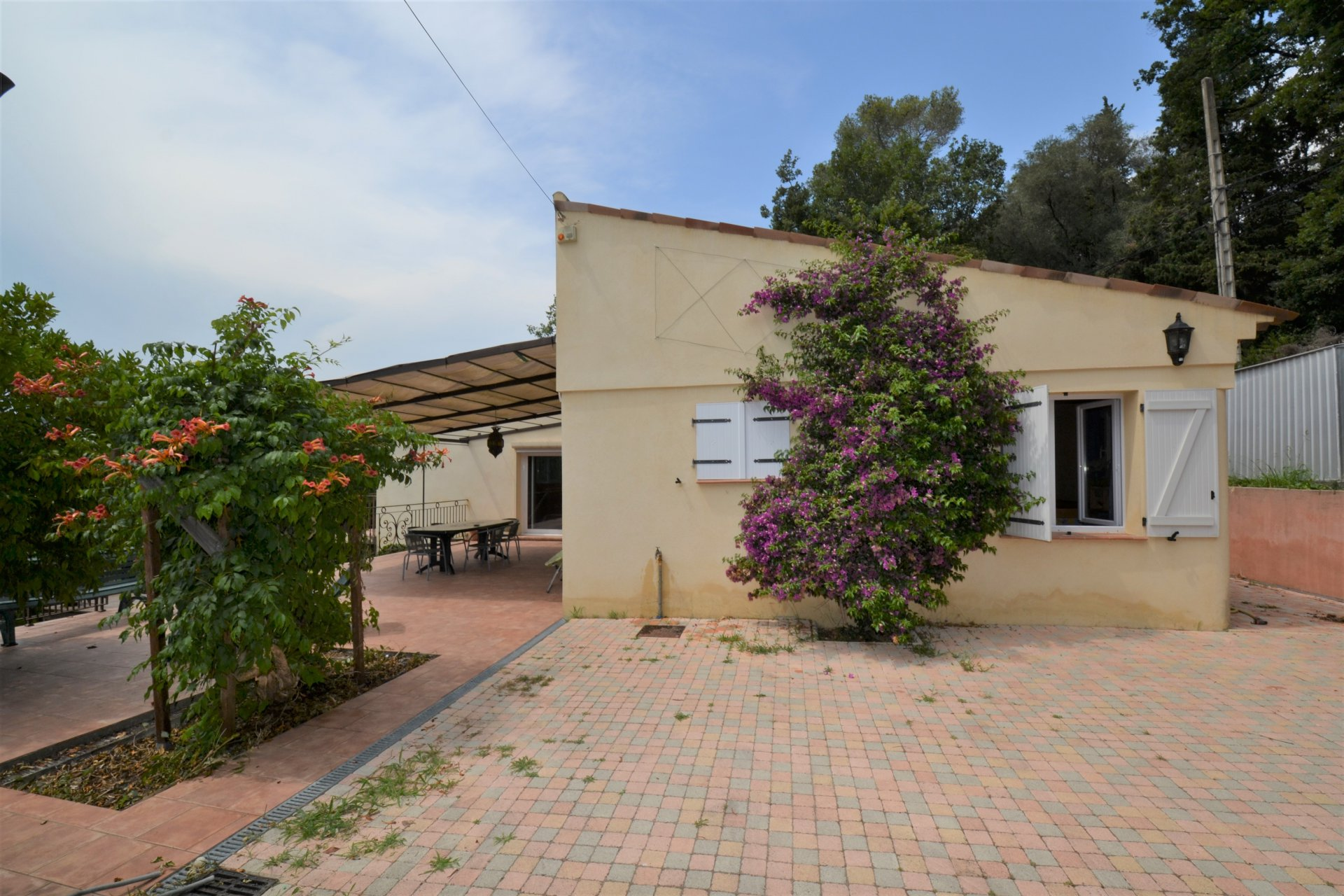 Location Villa - Biot Saint Julien
