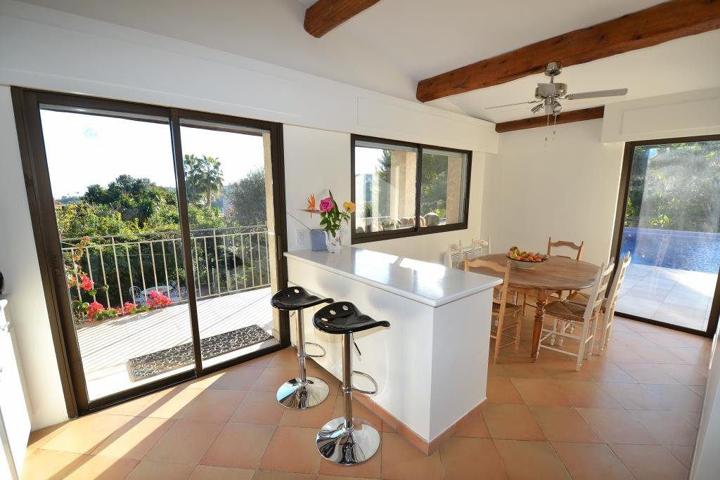 Seasonal rental House - Antibes Brusquets