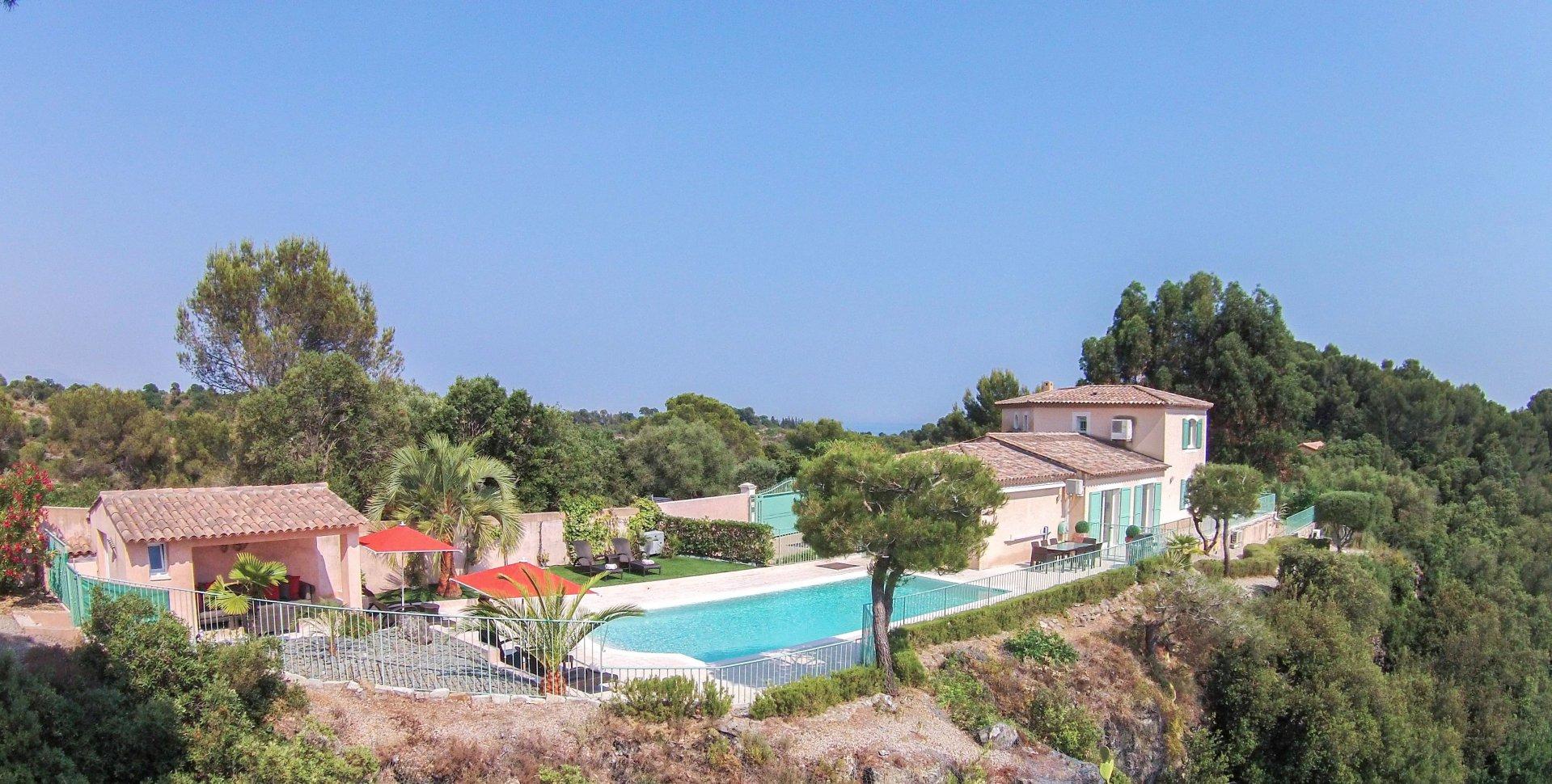Rental Villa - Biot