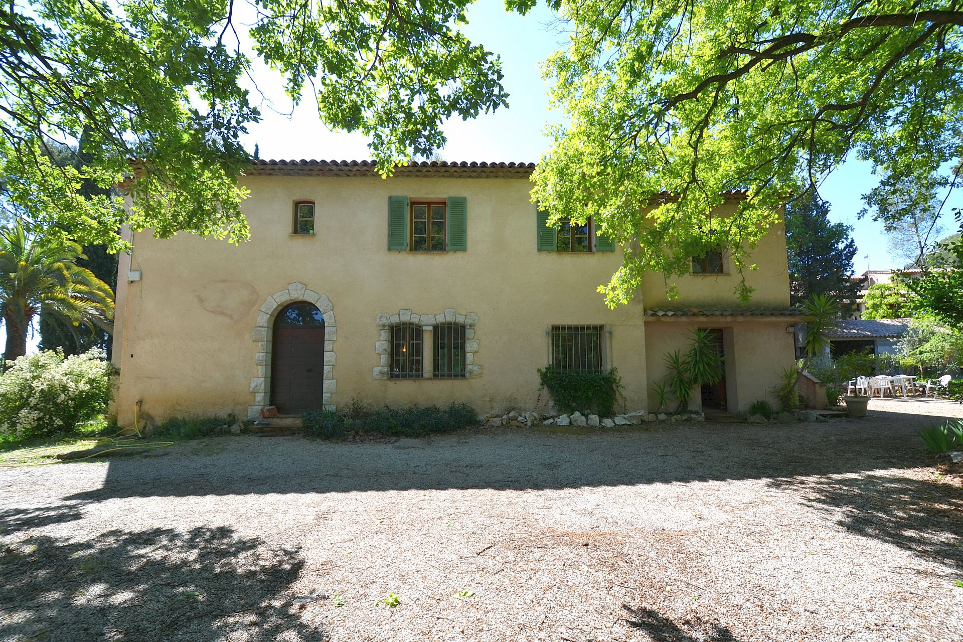 Location Villa - Valbonne Pierrefeu