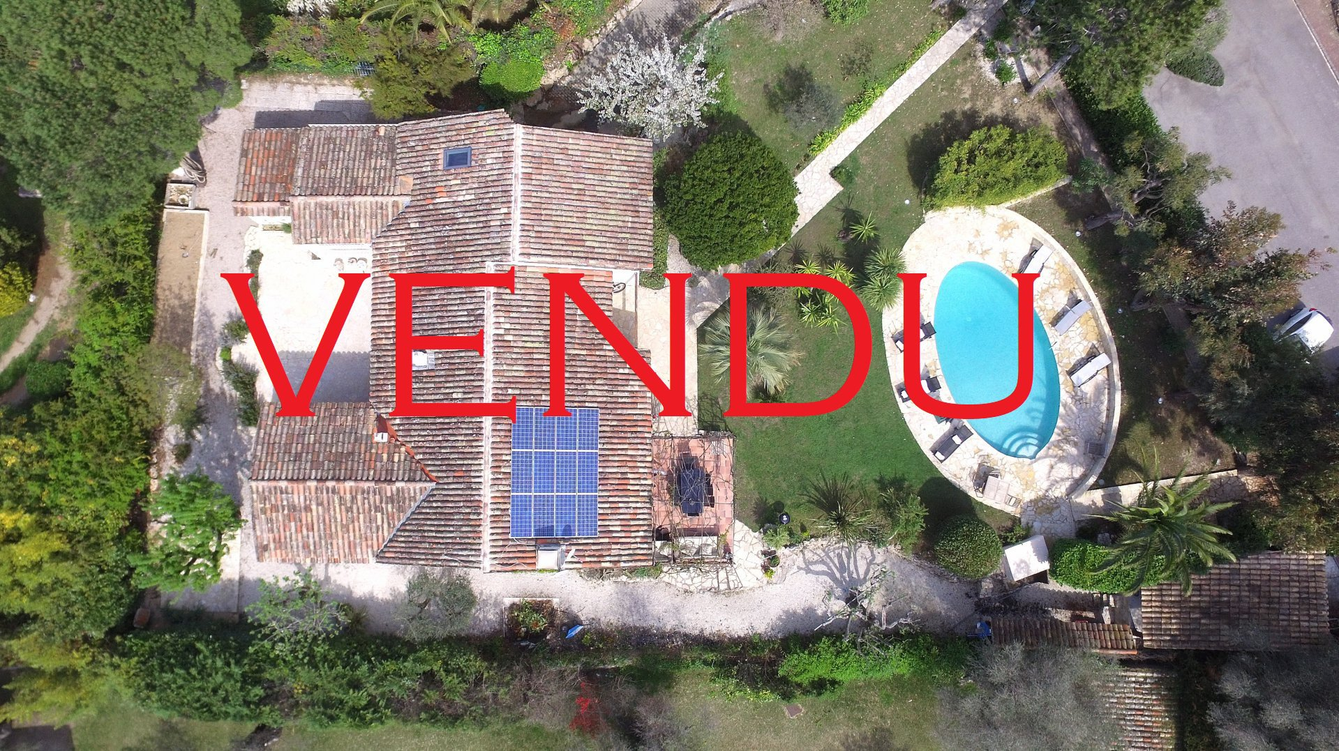 Sale Villa - Biot Saint Julien