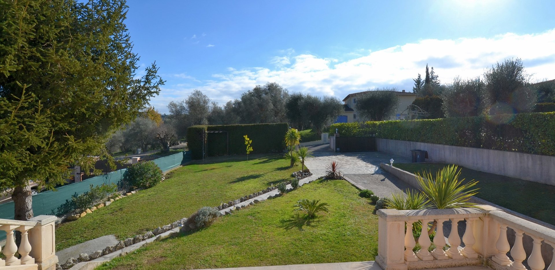 Rental House - Biot Saint Julien