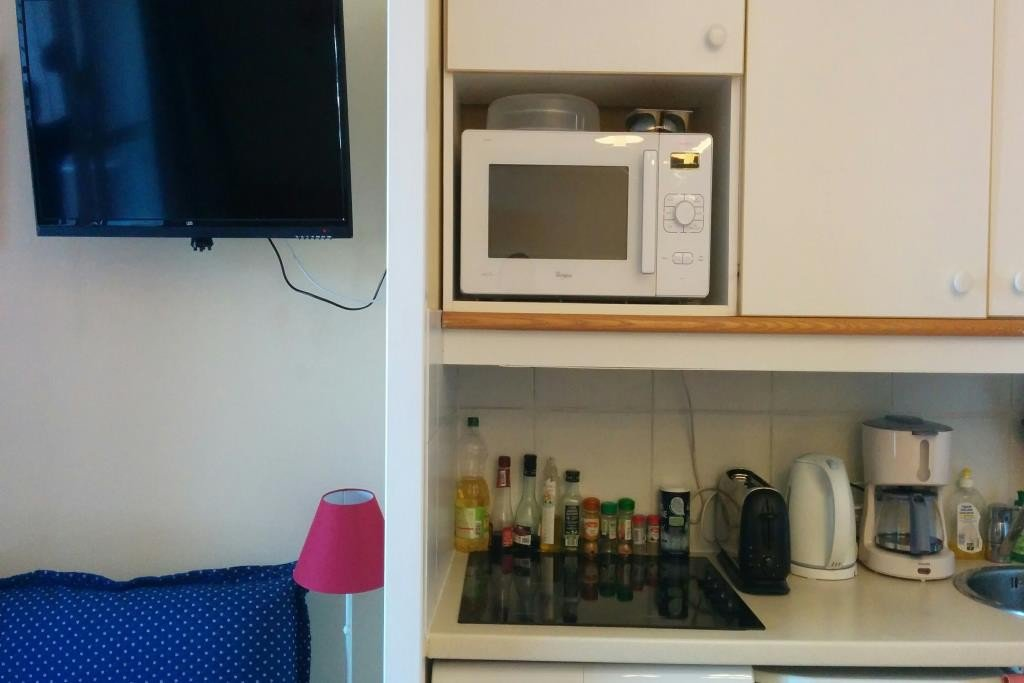 Apartment Stage 1, View Sea, position south, General condition Good, Kitchen EQUIPEE, Heating Separate ...