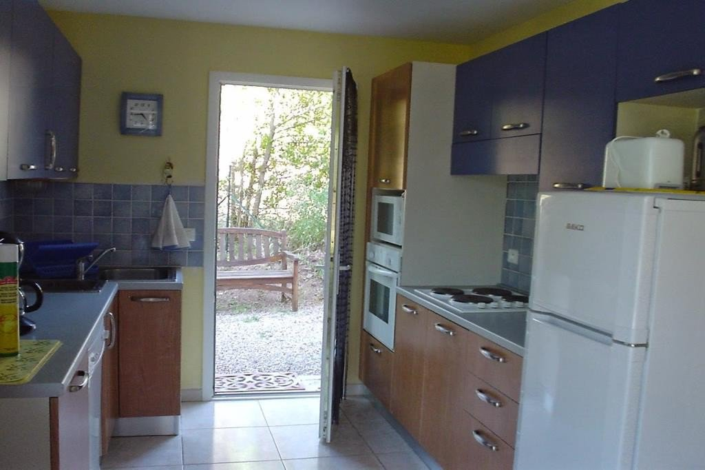 Apartment Stage Garden level, View Greenery, position south west, General condition Good, Kitchen American, ...