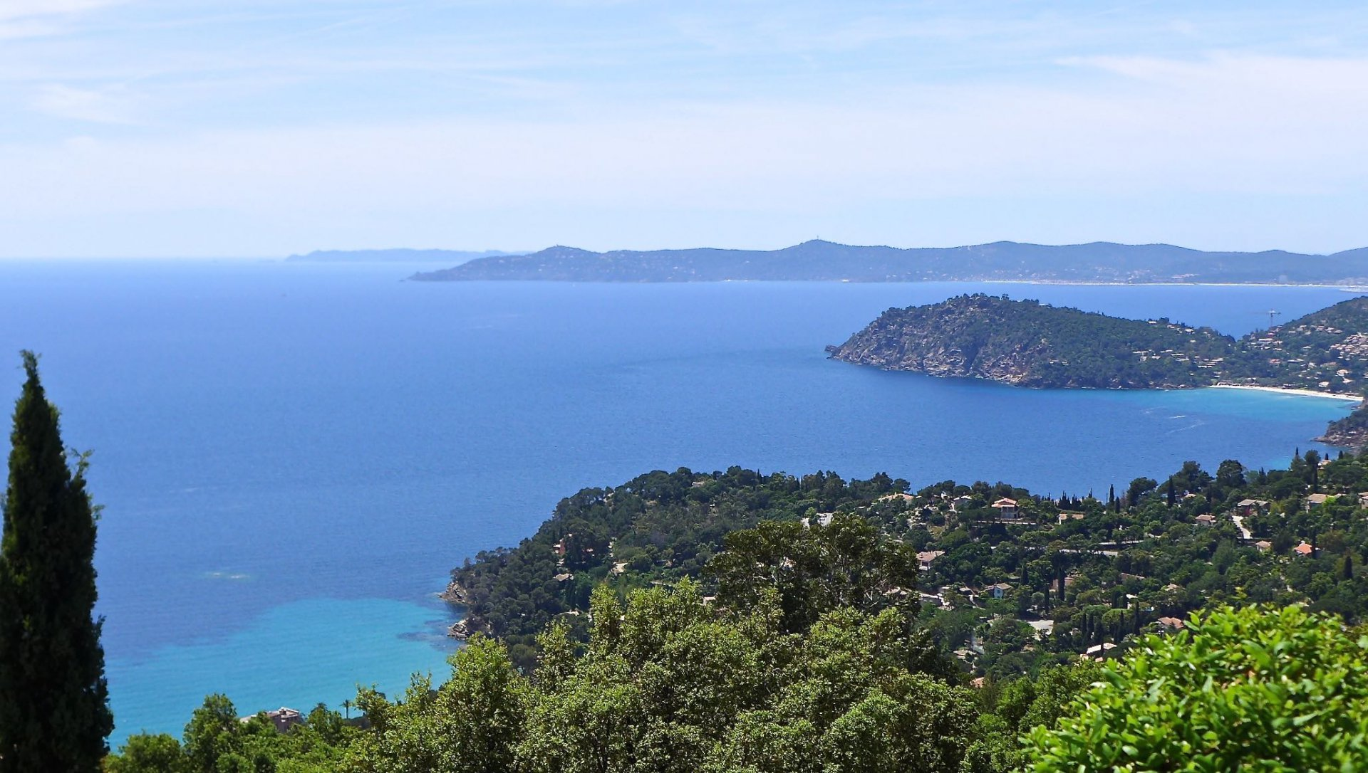 Property with stunning sea view le Rayol-Canadel Var Provence