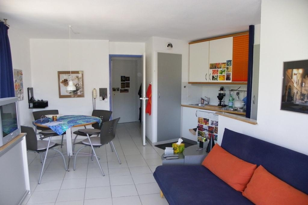 Apartment Stage Garden level, View Sea, position south, General condition Good, Kitchen Fitted, Heating ...