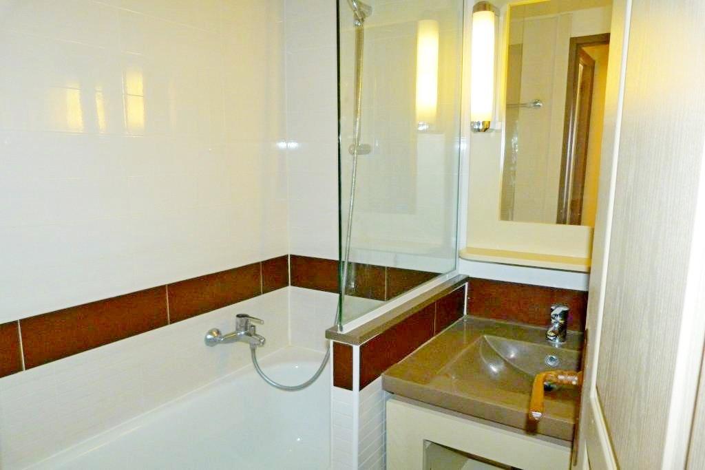 AGAY CAP ESTEREL appartement 3 pièces duplex proche du centre et au calme.