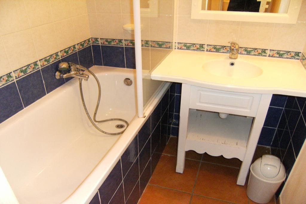 ApartmentStage Garden level, View Greenery, position south west, General condition Good, Kitchen American, ...