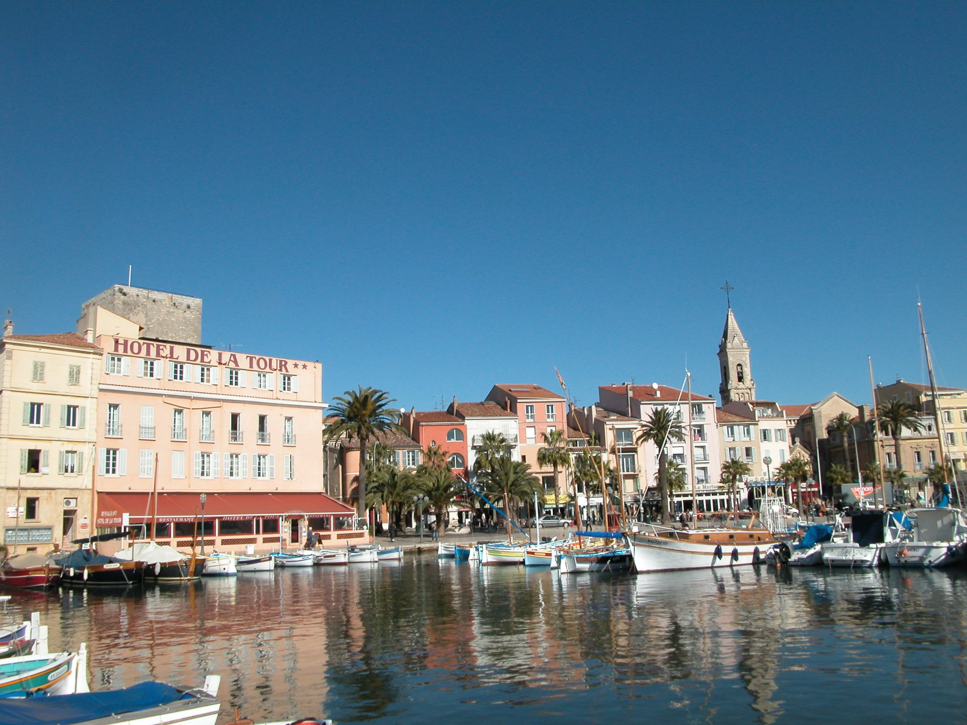 Seasonal rental Apartment - Bandol