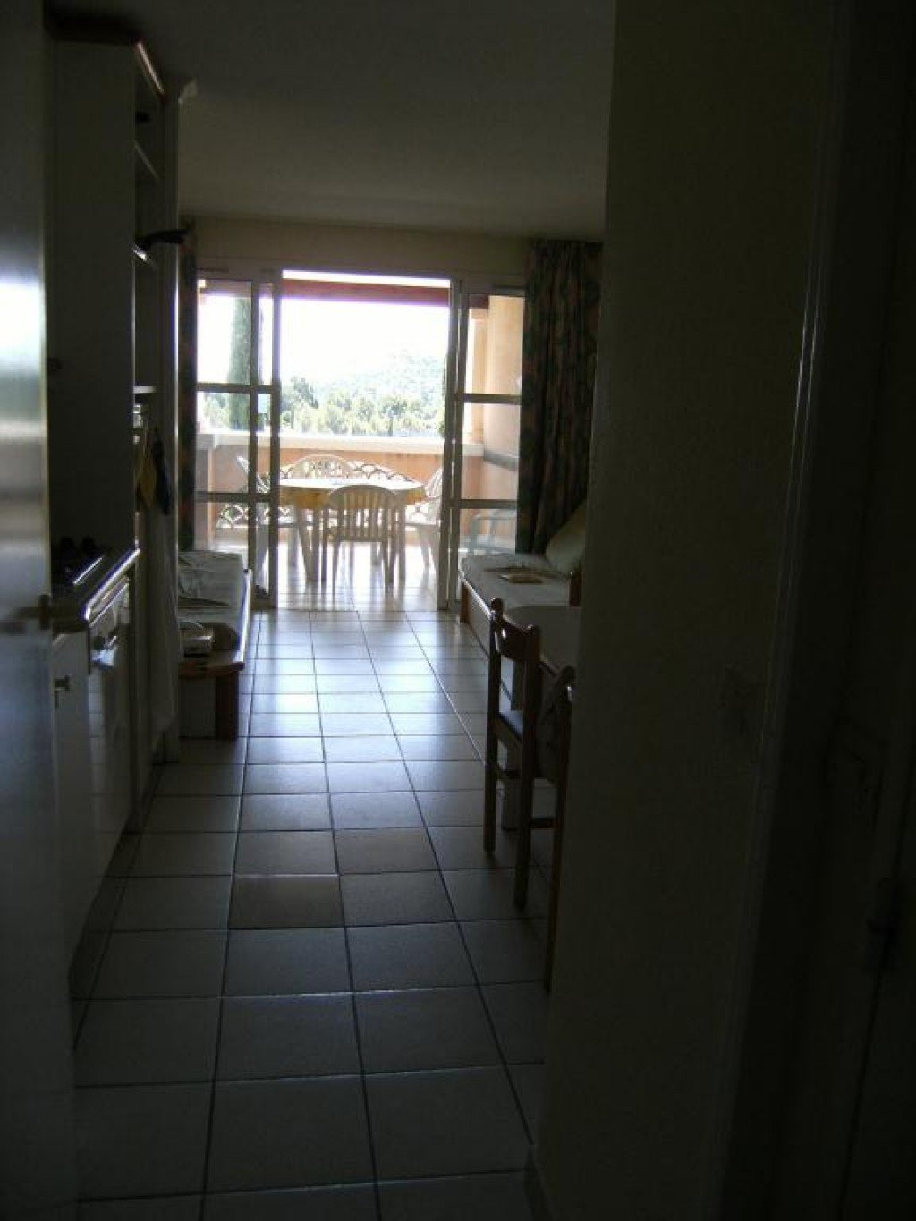 Apartment Stage 1, General condition Good, Kitchen Kitchenette, Heating Separate electric, Hot water ...