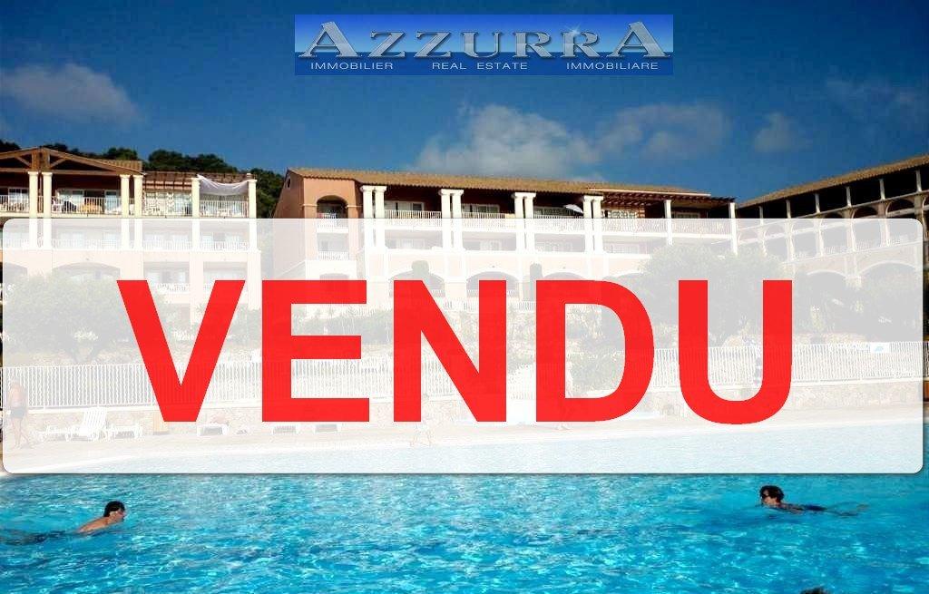 Achat Agay Cap Esterel appartement 3 pièces trame large vue mer et esterel