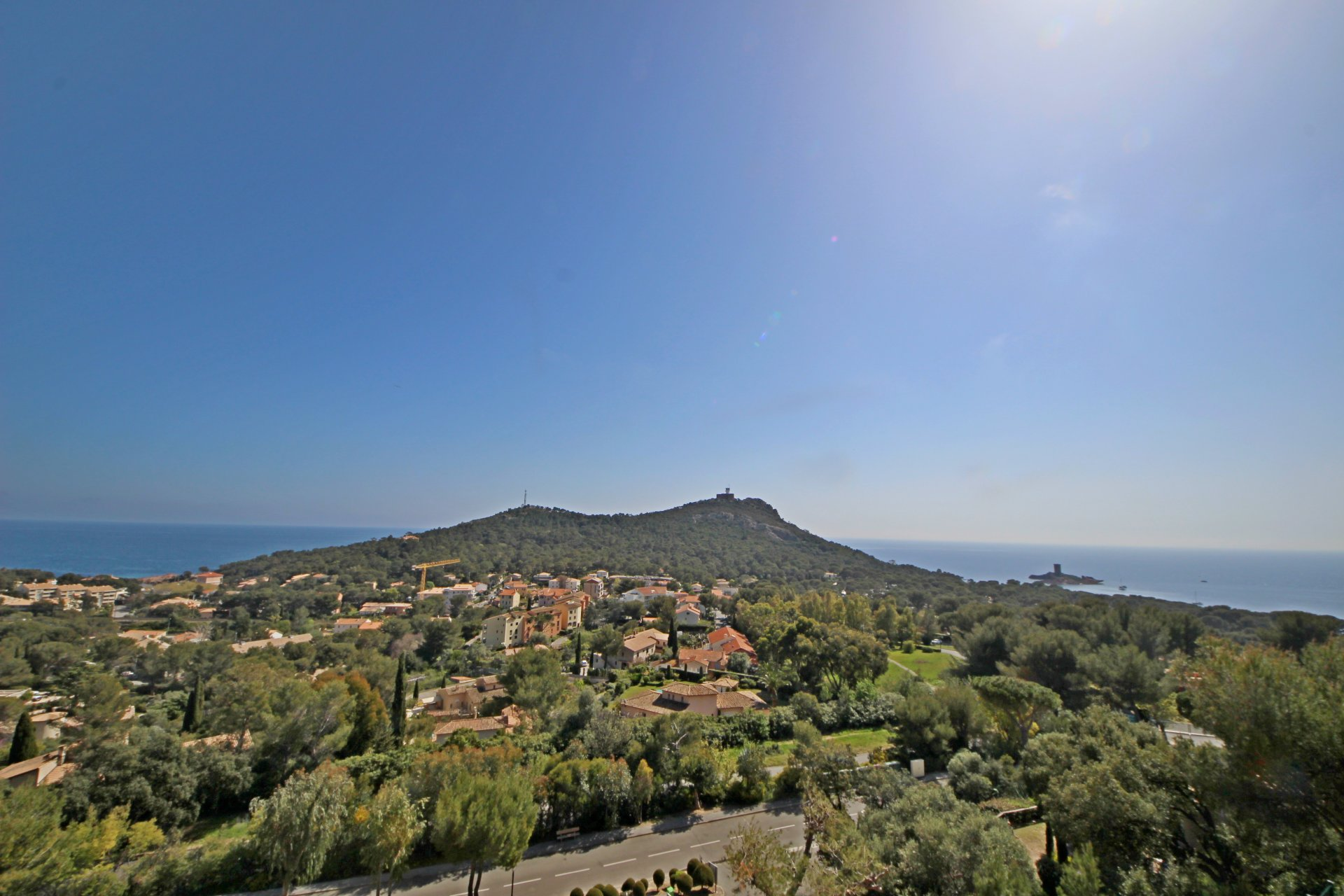 Appartamento di 3 locali Hameau de Cap Estérel magnifica vista sul mare