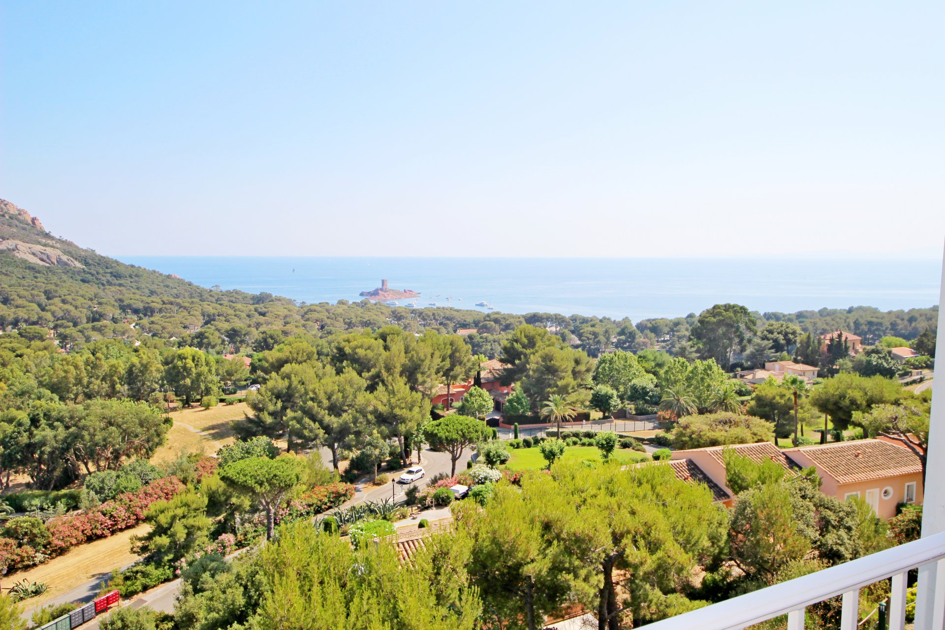 Achat appartement 3 pièces trame large vue mer