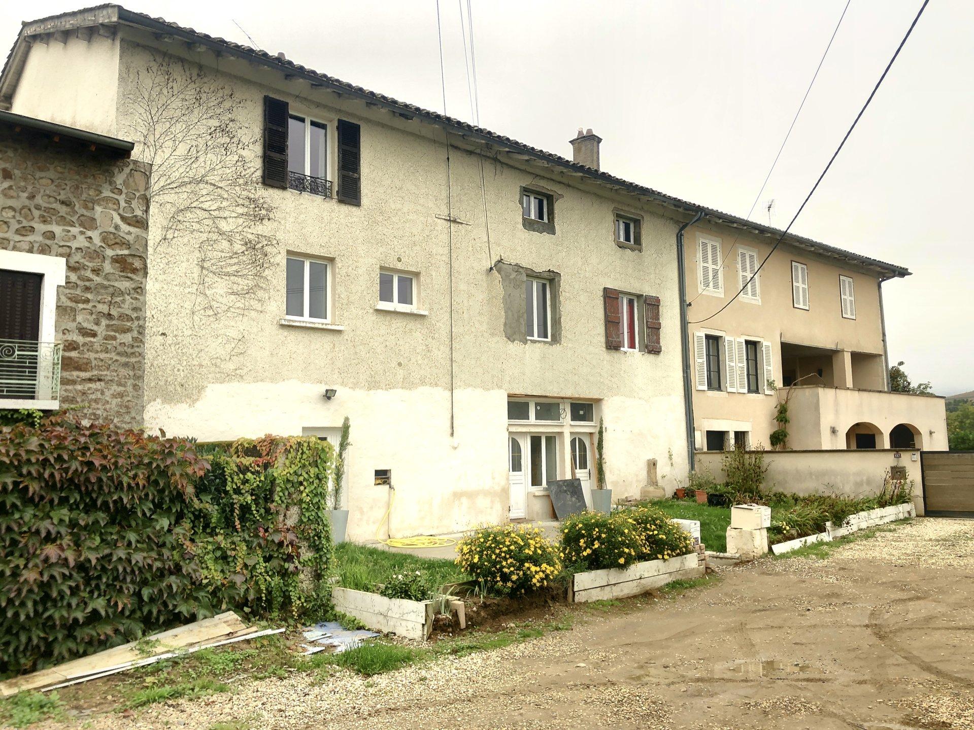 Maison à Quincié En Beaujolais