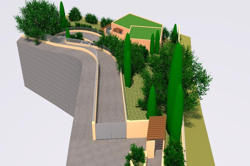 SAINT RAPHAEL AGAY terrain à bâtir de 1000m²