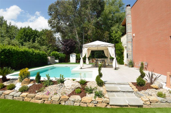 ITALY, TUSCANY, LUCCA, HOUSE WITH POOL, 7 PERSONS