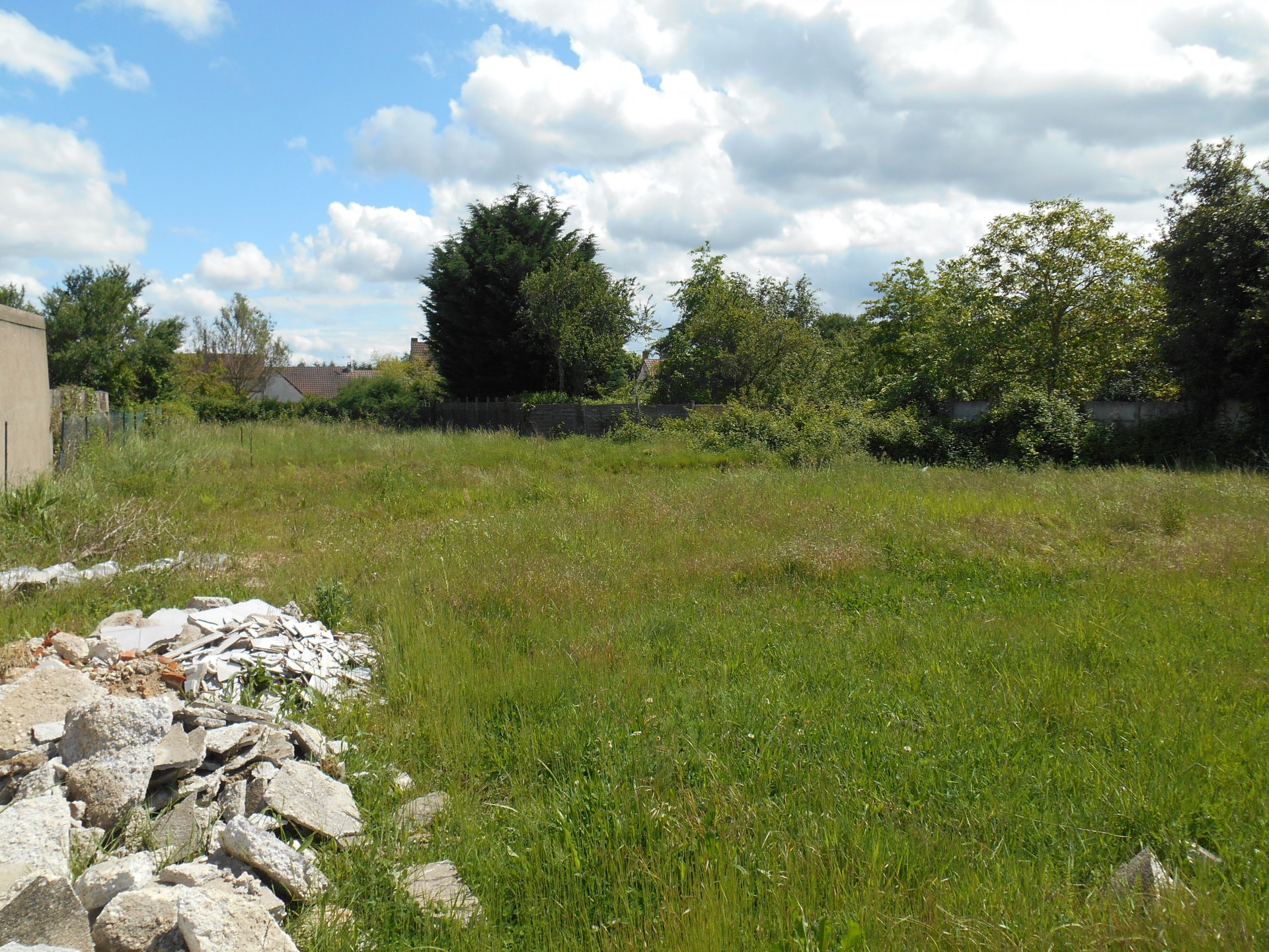 Sale Plot of land - Vierzon