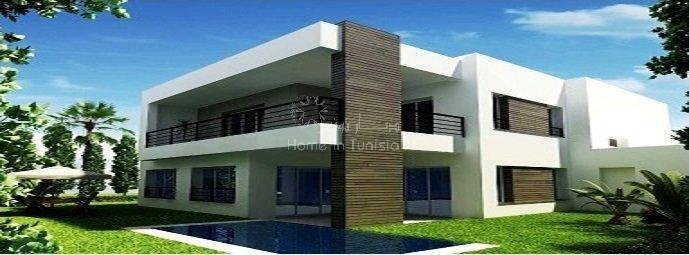 Villa golf isolée neuve superbe vue sur le golf plus de 367m2 avec 4 chambres terrasse jardin piscine