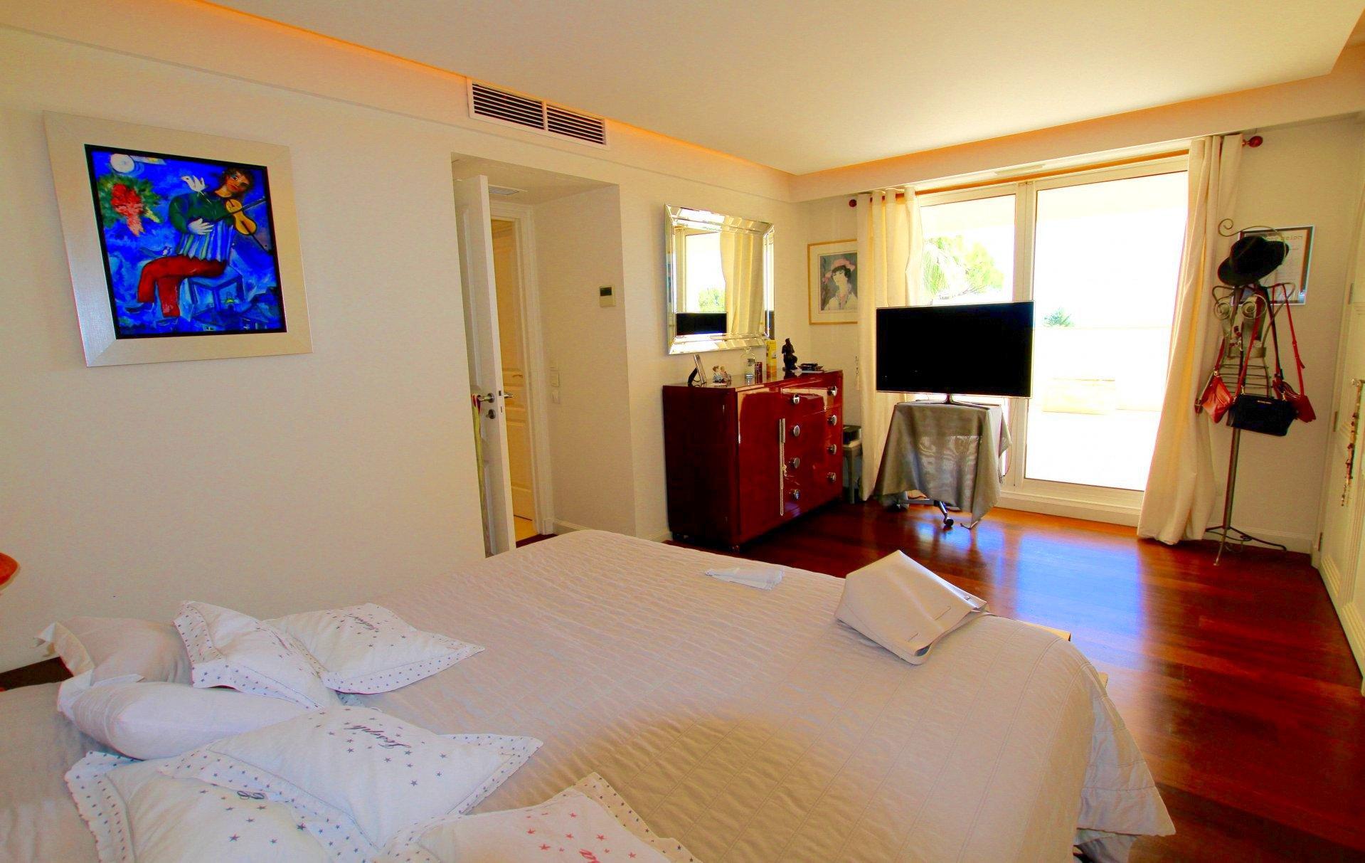 Villeneuve Loubet villa 5p chambre 2