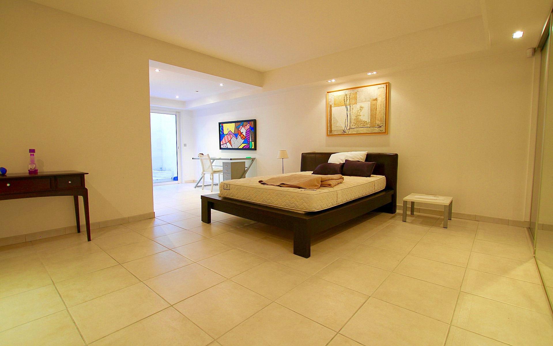 Villeneuve Loubet villa 5p chambre 3