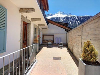 8 bedroom house, Argentière village, Chamonix Mont-Blanc