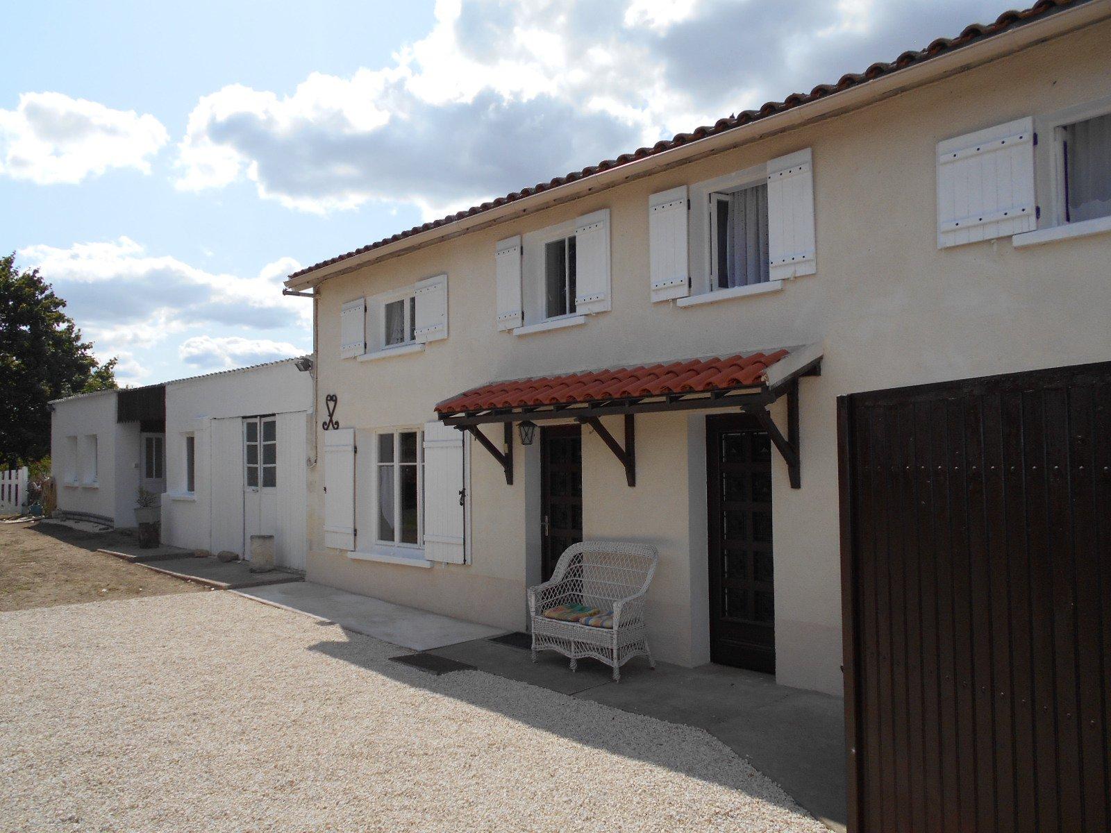 Maison proche de Thouars