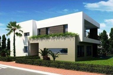 Grande villa isolée neuve vue sur le golf avec 4 chambres terrasse jardin piscine