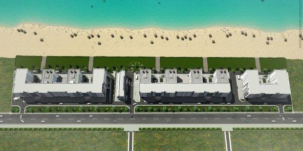 New area Gammarth new luxury apartment with 3 bedrooms panoramic sea view