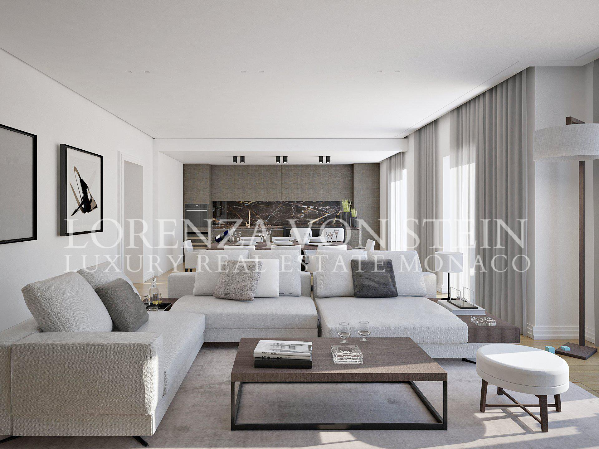 SOLE AGENT - Exceptional Property on Boulevard de Suisse- SOLD